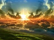 Olhar em direção ao mundo eterno