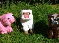 Porcos e ovelhas