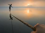 Seu tempo na terra em relação à eternidade
