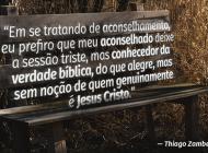 Jesus sempre presente no aconselhamento